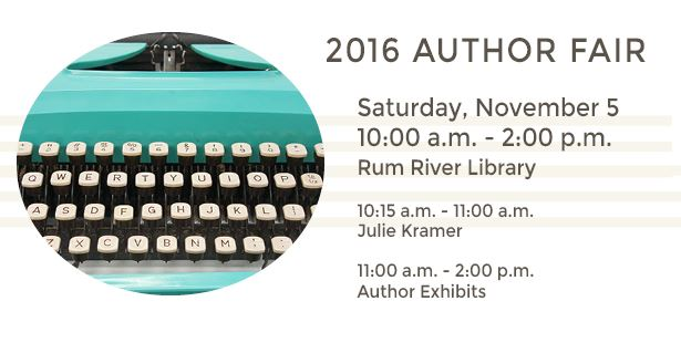 2016 Author Fair